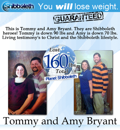 Tommy and Amy Bryant