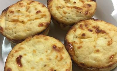 Cauliflower Biscuits